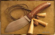 Nessmuk knives - no�e traperskie